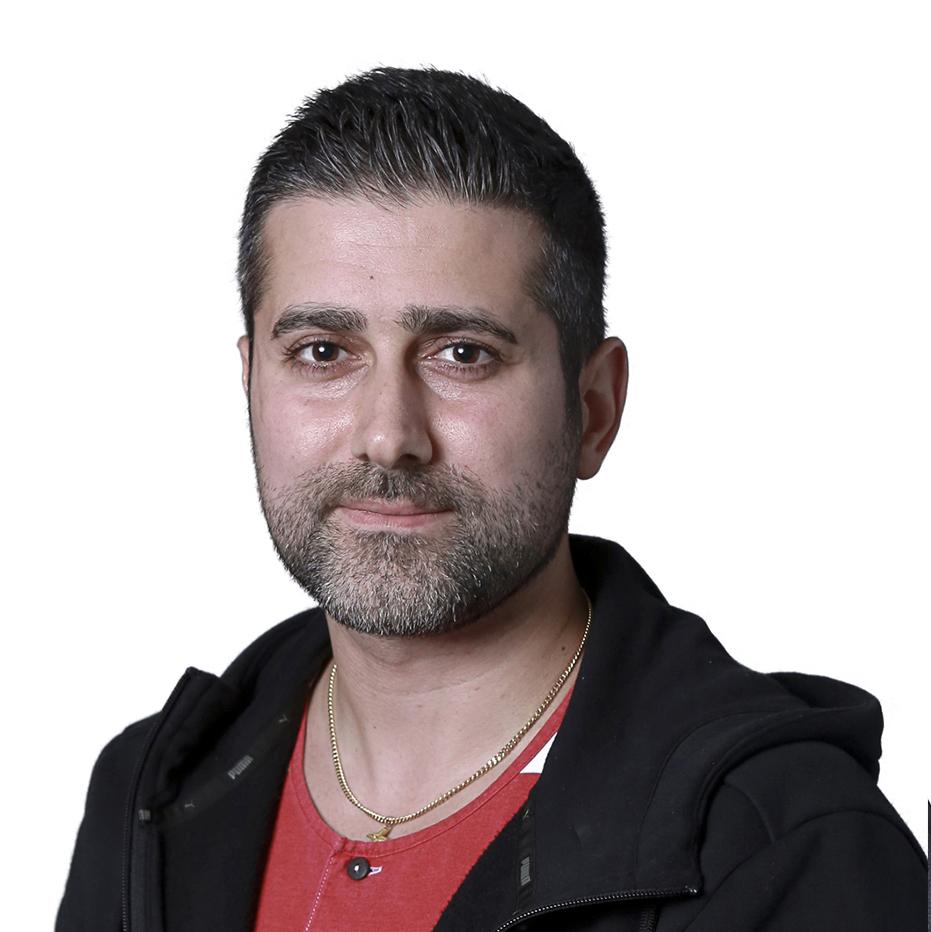 Daniel Barrafrem