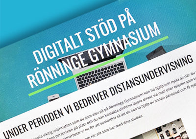Digitalt stöd